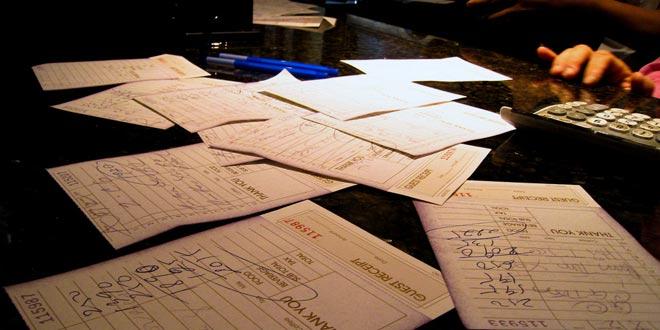 receipt audit template