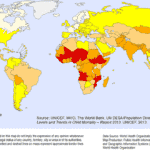 Under 5 Mortality by Country